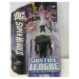 DC Super Heroes Action Figure The Shade By Mattel