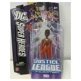 DC Super Heroes Action Figure Vixen By Mattel