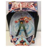 Marvel Comics The Avengers action figures Wonder