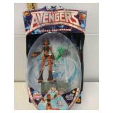 Marvel Comics The Avengers action figures Tigra