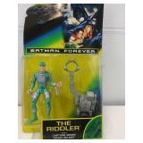 Batman Forever Action Figure The Riddler By