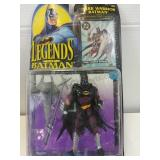 Legends of BatMan Dark Worrior BatMan Action