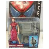 Marvel Comics Spider man Action Figure Mary Jane