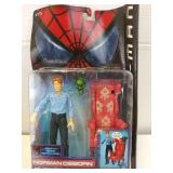Marvel Comics Spider man Action Figure Norman