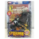 Marvel Comics Spider man Action Figure Black