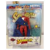 ZJ Toys Astro City Action Figure Samaritan