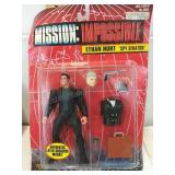 Mission Impossible Action Figure Ethan Hunt Spy