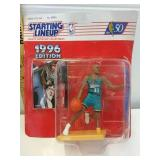 Official NBA products 1996 Edition starting