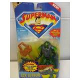 Superman Series Lex Luthor Action Figure by