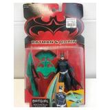 Batman and Robin Series Batgirl action figure by