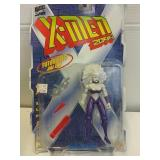 Marvel Comics X-Men Futuristic Jai Lai action