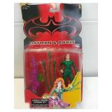 Batman and Robin series jungle Venom Poison Ivy