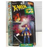 Marvel Comics X-Men Psylocke action figure by Toy