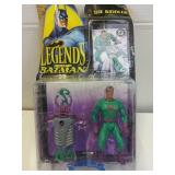 Legends of Batman The Riddler action figure with