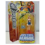DC Superheros Justice League Unlimited Supergirl