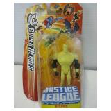 DC Superheros Justice League Unlimited Waverider