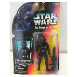 Star Wars The Power of Force Tie fighter Pilot