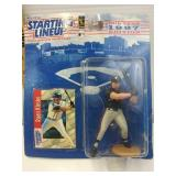 Official Major League Baseball action figure Ryan