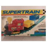 Supertrain The Big Bright Train with Whistle and