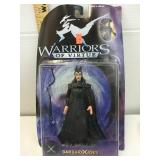 Warriors of Virtue Action figure Barbarocious by