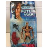 Terminator 2 future War action figure metal Mash