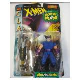 Marvel Comics X-Men Wolverine Action Figure buy