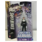 DC Superheros Justice League Unlimited Dr Light