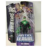 DC Superheros Justice League Unlimited Kyle