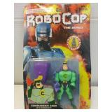 RoboCop the series Commander cash action figure