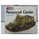 Vintage Monogram 1/35 scale Personnel Carrier