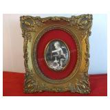 Decorative Cameo Creation Picture Frame of Baby 6