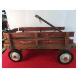 Vintage Wagon 15 x 34 3/4 x 15 1/2