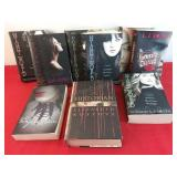 6 LJ Smith Vampire Novels The Historian by