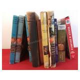 8 Vintage Novels 1 Cassette Tape Audio Book 1 CD