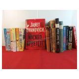16 Assorted Novels