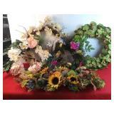 5 Decorative Artificial Flowered Reefs