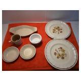 7 Piece Decorative Assorted Dish Set