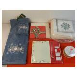 Decorative Napkins Holiday Stationary Set 10