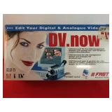 Digital and Analogue Video Editing Software and