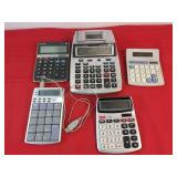 Cannon LS 120TS Canon P26 DH 3 Texas Instruments