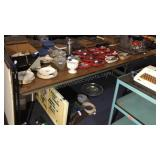 8 Foot Folding Table Pickup Last Day Only