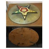 Masonic Lodge Plaque