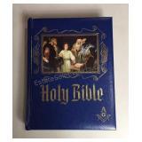 Masonic Edition Holy Bible Lodge 44