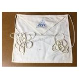 Vintage Masonic Apron