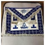 Masonic Apron W/ Case