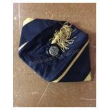 Vintage Masonic Costume Hat
