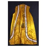 Vintage Masonic Costume Robe