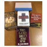 Assortment of Hard Cover Books