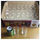 Lot of 41 Glasses