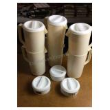 Lot of Rubbermaid Drink Pitchers